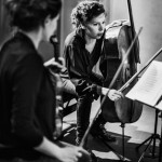 carole & joelle rehearsing