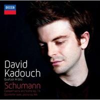 David Kadouch, Quatuor Ardeo